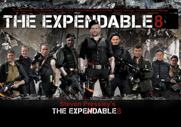 pressley's expendables
