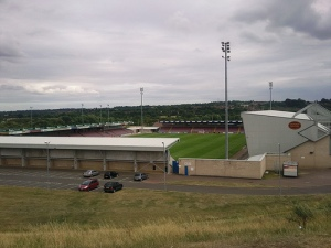 Coventry began the season under a cloud and playing outside of the city at Sixfields in Northampton.