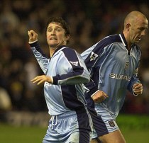 A Coventry side featuring Robbie Keane and Gary McAllister famously beat Arsenal on Boxing Day 1999