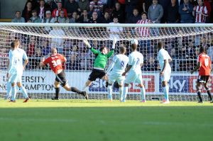 Brentford's skill and physicality were too much for Coventry to handle as they slipped to a 2nd defeat in a row.