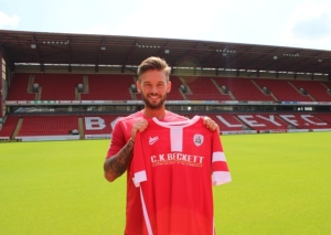 James Bailey has taken his hair to Barnsley.