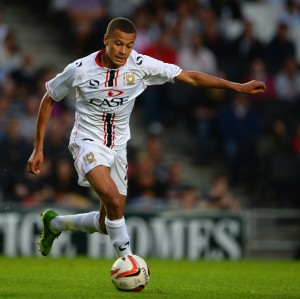 Dele Alli is a player whose star is on the rise.