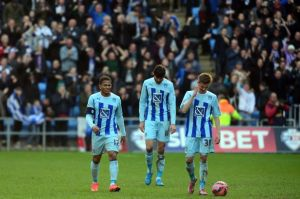 An upset in the FA Cup against Worcester City was the lowlight of another depressing month at Coventry City.