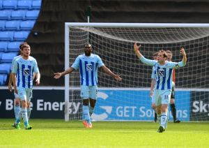 A shocking defeat to Crewe put Coventry City's League One status at threat.