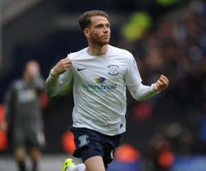 Danger man - Joe Garner has continued his impressive goal-scoring form from last season.