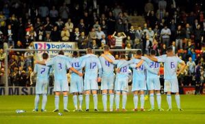 Coventry City were eliminated from last season's JPT on penalties.