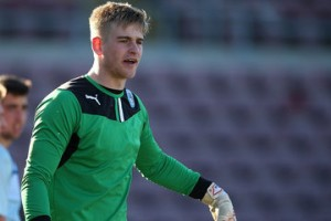 Lee Burge will get another chance to show what he can do in goal this evening.