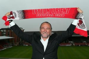 New chairman Francesco Becchetti has brought instability to Brisbane Road this season.