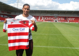 Doncaster fans waited most of the summer to see their club make a signing...And then it was Nathan Tyson.
