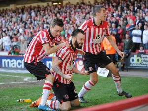 John Brayford is back at Sheffield United having played a big role in their run to the FA Cup semi-final last season.