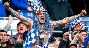 And Portsmouth fans have to spend their Saturdays with this guy.