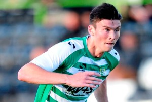 Striker, defender, it's all the same for Kieffer Moore.
