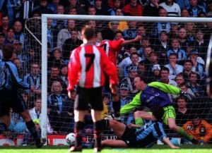 Just one of many bad Sheffield United memories.