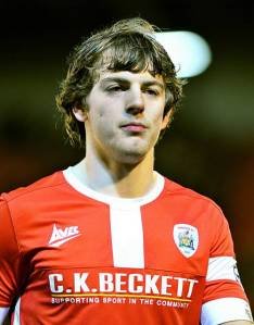 Ben Pearson from central midfield is a massive danger-man tonight.