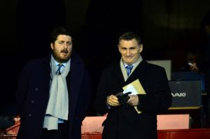 Tim Fisher had so much faith in Tony Mowbray that he was given a contract for a whole three months.