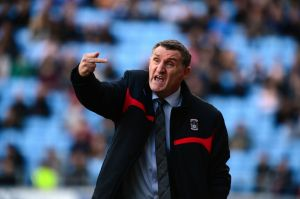 Tony Mowbray must have been frustrated as the confidence ebbed away from the team after a bright start to his reign.