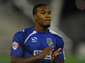 Dominic Poleon's pace could make him the perfect player to help Oldham to a typical 'smash and grab' at the Ricoh Arena.