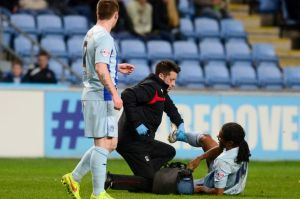 Dominic Samuel's season-ending injury leaves the Sky Blues relying on some inconsistent players to shoot us to safety.