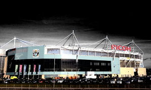 Arena of discontent, the Ricoh return has not had the desired effect.