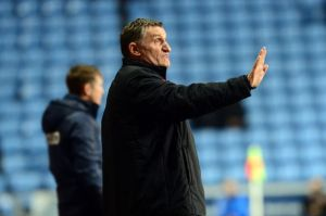"If we draw Tony Mowbray's post-match comments: ""Boring? I tell you what's boring, getting relegated"""