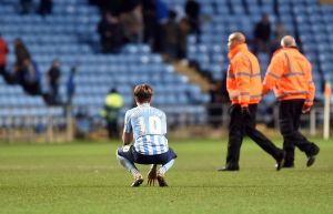 The Sky Blues lost three games in a row and sold James Maddison to Norwich with the season threatening to derail.