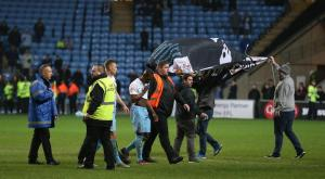 A dark month for the club was encapsulated by a on-field protests in the home defeat to Sheffield United.