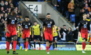 A shocking 4-1 defeat at Oxford United formally signalled the end of Mark Venus' honeymoon period.
