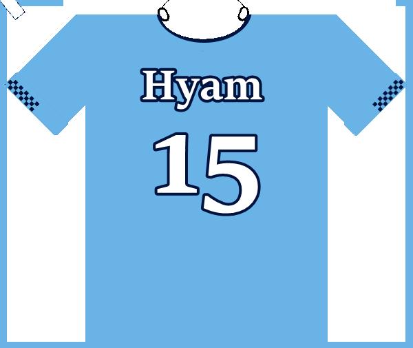 Dominic Hyam