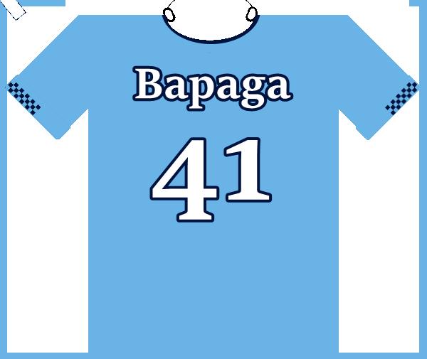 Will Bapaga